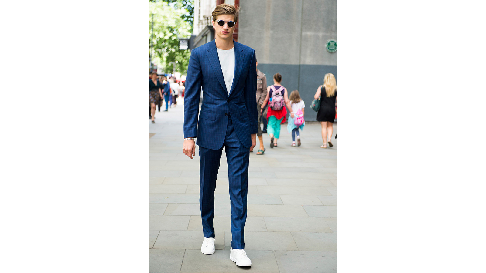 7 style tips for tall men - don't be afraid to visit a tailor