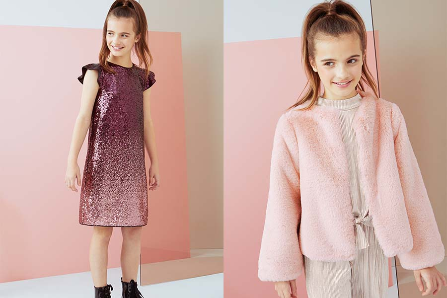 Lipsy's new collection for girls