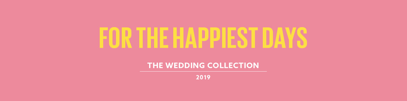 The Wedding Collection 2019