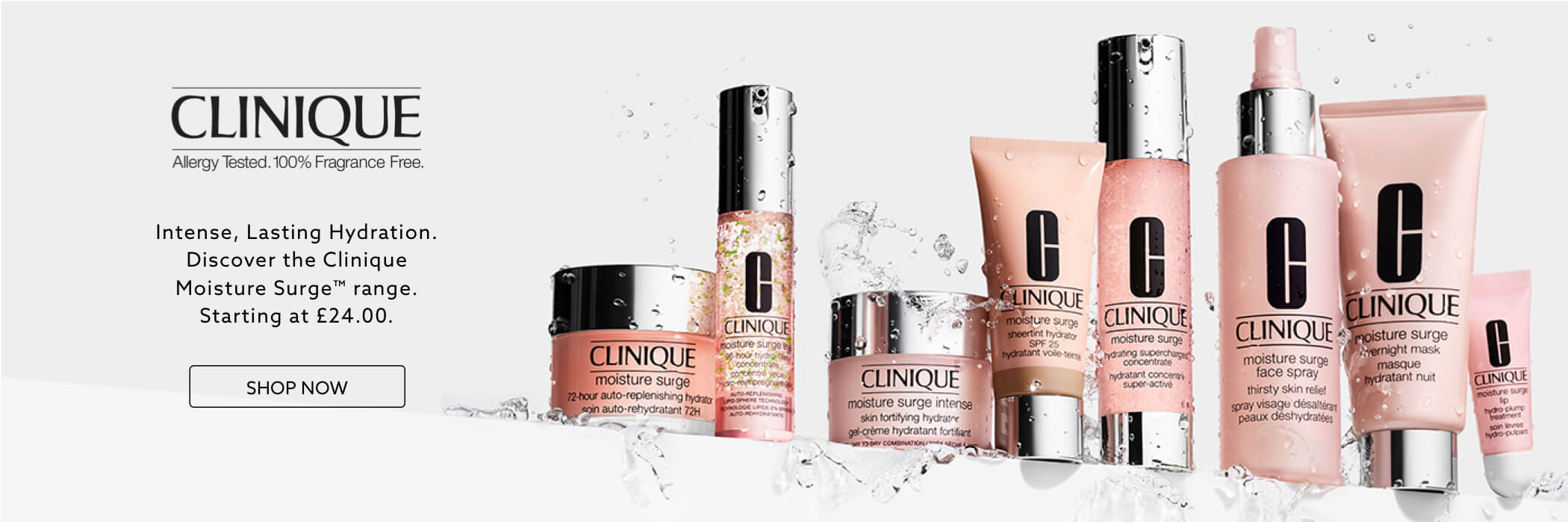 Clinique - Lasting Hydration